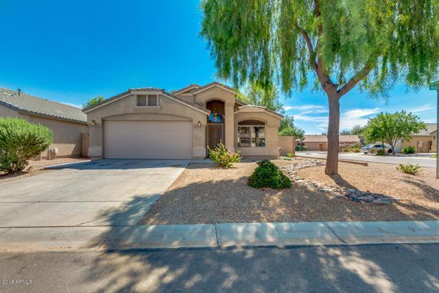 38222 N Rusty Lane, San Tan Valley, AZ 85140 (MLS #5806247) :: The Pete Dijkstra Team