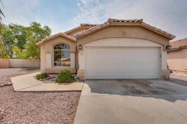 2331 S Karen Drive, Chandler, AZ 85286 (MLS #5806260) :: Occasio Realty
