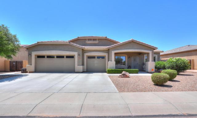 2959 N Rosewood Avenue, Casa Grande, AZ 85122 (MLS #5806299) :: Yost Realty Group at RE/MAX Casa Grande