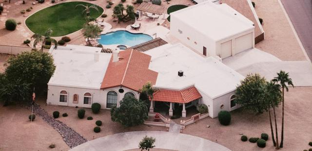 8501 E Wood Drive, Scottsdale, AZ 85260 (MLS #5806309) :: Occasio Realty