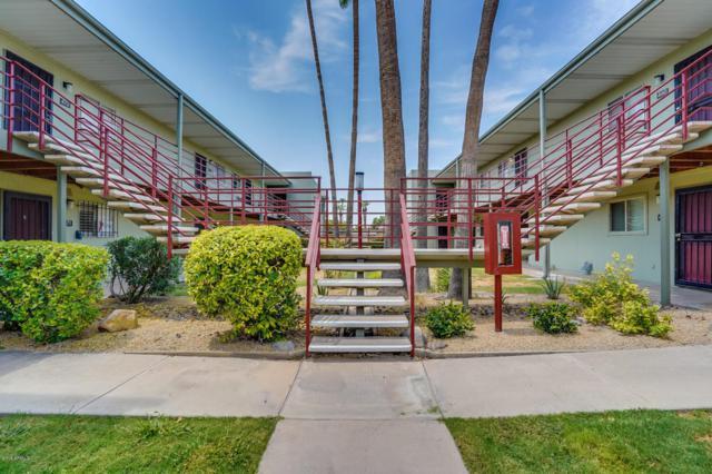 4610 N 68TH Street #478, Scottsdale, AZ 85251 (MLS #5806356) :: The Pete Dijkstra Team