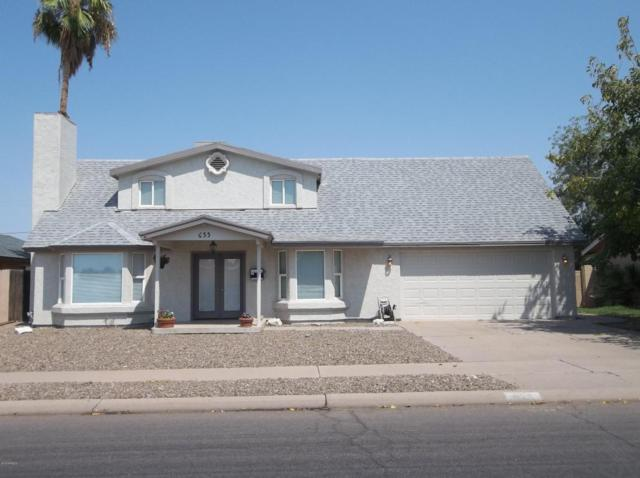 655 N Jay Street, Chandler, AZ 85225 (MLS #5806406) :: Occasio Realty