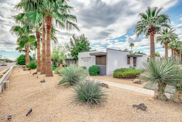 4208 N 38TH Street #6, Phoenix, AZ 85018 (MLS #5806415) :: Yost Realty Group at RE/MAX Casa Grande