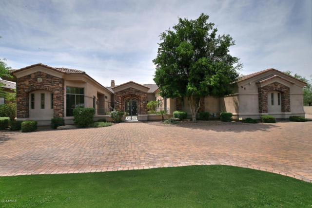 11015 E Ironwood Drive, Scottsdale, AZ 85259 (MLS #5806457) :: Occasio Realty