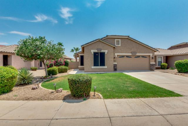 1137 E Brooks Street, Gilbert, AZ 85296 (MLS #5806484) :: The Pete Dijkstra Team