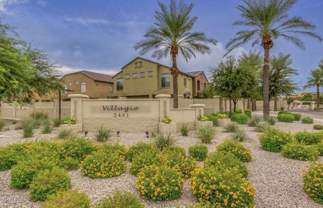 2401 E Rio Salado Parkway #1022, Tempe, AZ 85281 (MLS #5806700) :: The Daniel Montez Real Estate Group