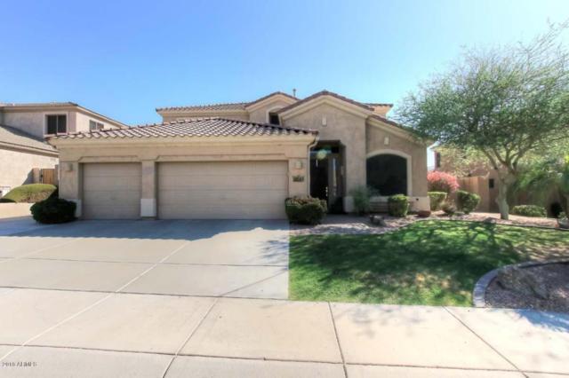 1614 W Amberwood Drive, Phoenix, AZ 85045 (MLS #5806726) :: Power Realty Group Model Home Center