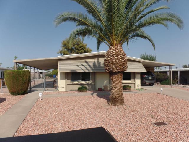 5542 E Arbor Avenue, Mesa, AZ 85206 (MLS #5806741) :: The Pete Dijkstra Team