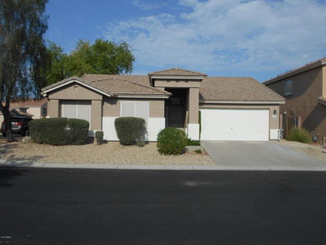 3346 N Silverado Street, Mesa, AZ 85215 (MLS #5806807) :: The Pete Dijkstra Team