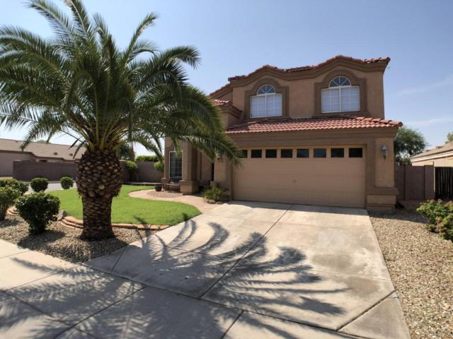 901 E Laredo Street, Chandler, AZ 85225 (MLS #5806821) :: The Wehner Group