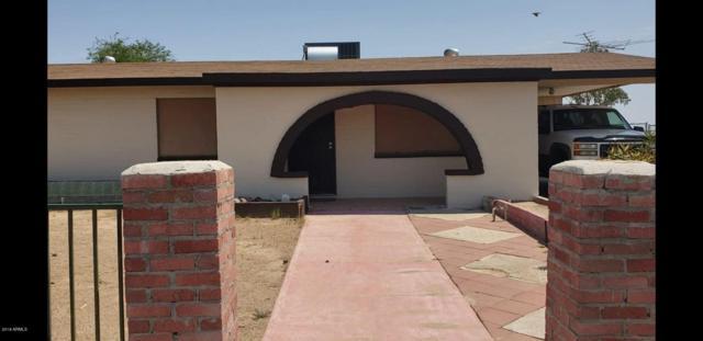 10745 N Arapaho Drive, Casa Grande, AZ 85122 (MLS #5806871) :: Yost Realty Group at RE/MAX Casa Grande