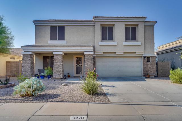 1270 W Castle Drive, Casa Grande, AZ 85122 (MLS #5806989) :: Yost Realty Group at RE/MAX Casa Grande