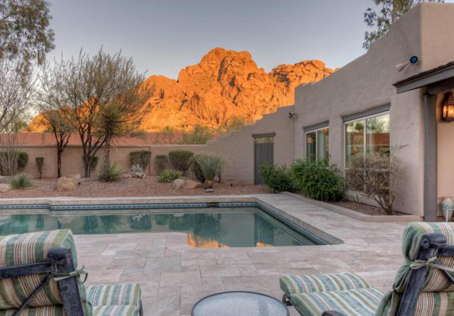 4841 E Marston Drive, Paradise Valley, AZ 85253 (MLS #5807019) :: My Home Group