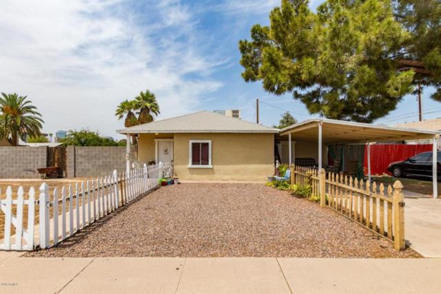 4026 N 9TH Street, Phoenix, AZ 85014 (MLS #5807065) :: Team Wilson Real Estate
