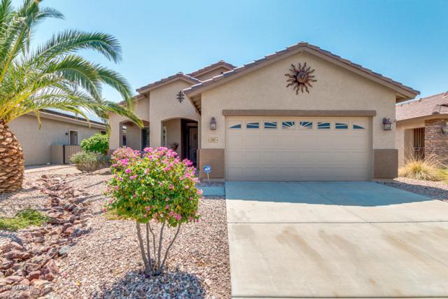 22817 W Moonlight Path, Buckeye, AZ 85326 (MLS #5807117) :: Phoenix Property Group