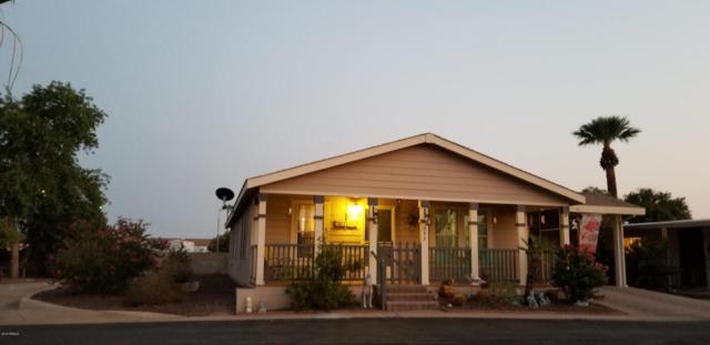 10701 N 99th Avenue #233, Peoria, AZ 85345 (MLS #5807290) :: Arizona Best Real Estate