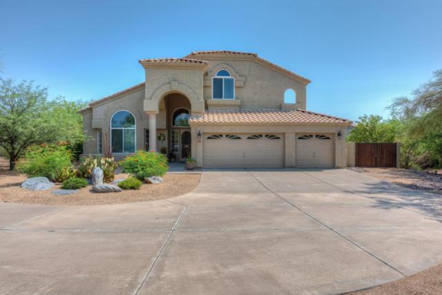 8417 E Rowel Road, Scottsdale, AZ 85255 (MLS #5807362) :: Arizona Best Real Estate