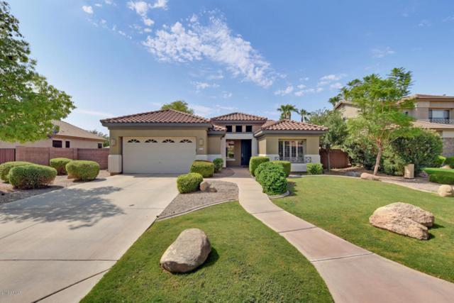 1675 E Bartlett Place, Chandler, AZ 85249 (MLS #5807448) :: Yost Realty Group at RE/MAX Casa Grande