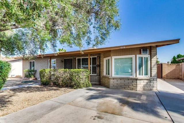 1516 E Palmcroft Drive, Tempe, AZ 85282 (MLS #5807452) :: The Garcia Group @ My Home Group