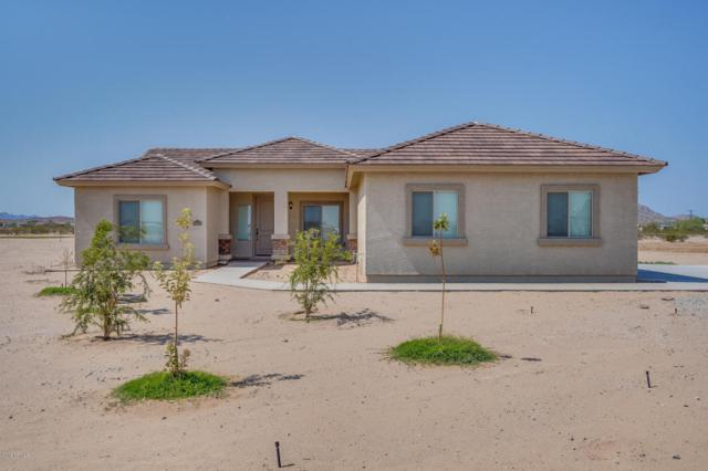 12822 S 209th Lane, Buckeye, AZ 85326 (MLS #5807481) :: The Daniel Montez Real Estate Group
