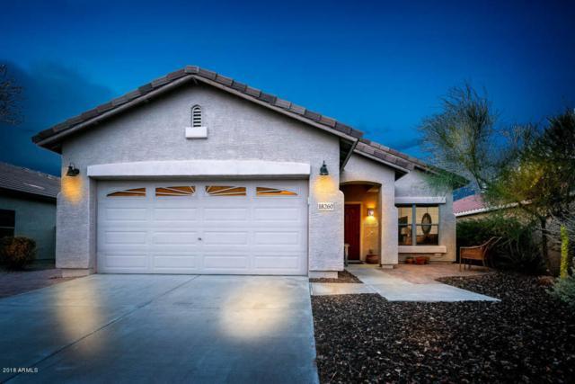 18260 E El Amancer, Gold Canyon, AZ 85118 (MLS #5807503) :: Yost Realty Group at RE/MAX Casa Grande