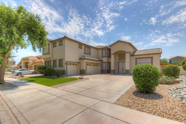 16527 W Roosevelt Street, Goodyear, AZ 85338 (MLS #5807607) :: Kortright Group - West USA Realty