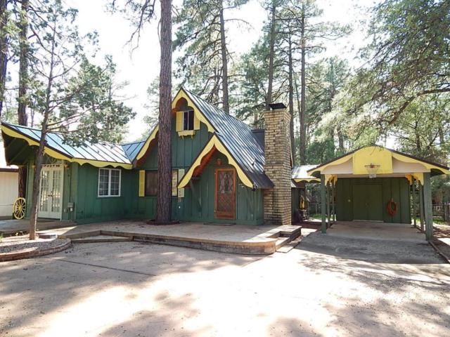 902 N Manzanita Drive, Payson, AZ 85541 (MLS #5807619) :: The Daniel Montez Real Estate Group