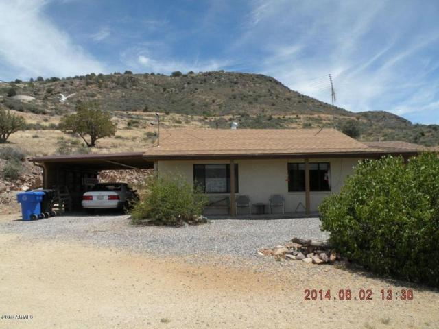 22603 S Crest Way, Yarnell, AZ 85362 (MLS #5807657) :: The Daniel Montez Real Estate Group