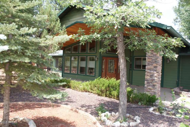 522 W Cedar Pine Lane, Pinetop-Lakeside, AZ 85929 (MLS #5807689) :: Yost Realty Group at RE/MAX Casa Grande