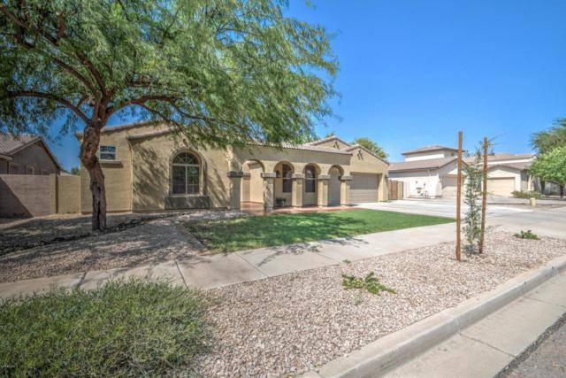 21878 E Via De Olivos Drive, Queen Creek, AZ 85142 (MLS #5807703) :: Five Doors Network