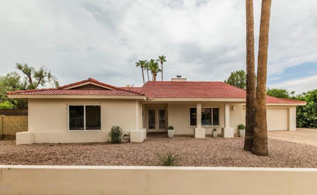 7002 N Via Del Elemental, Scottsdale, AZ 85258 (MLS #5807744) :: Kepple Real Estate Group