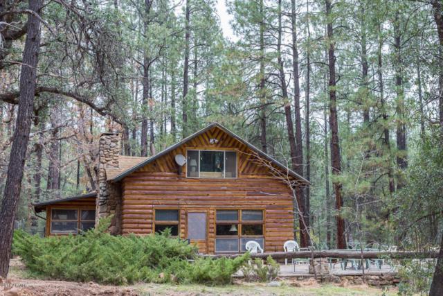 626 N Forest Service Road 199, Payson, AZ 85541 (MLS #5807806) :: The Daniel Montez Real Estate Group