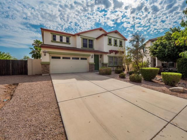 10528 E Olla Avenue, Mesa, AZ 85212 (MLS #5807833) :: Kepple Real Estate Group