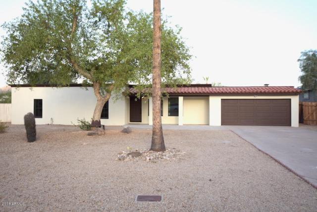5817 E Cochise Road, Paradise Valley, AZ 85253 (MLS #5807842) :: Yost Realty Group at RE/MAX Casa Grande
