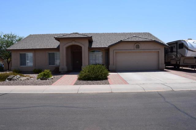 11539 E Roscoe Avenue, Mesa, AZ 85212 (MLS #5807880) :: The Garcia Group @ My Home Group