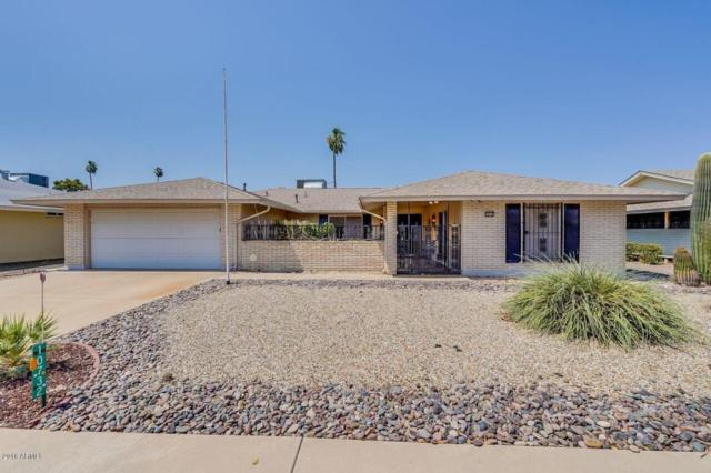 10732 W Tropicana Circle, Sun City, AZ 85351 (MLS #5807903) :: Keller Williams Realty Phoenix