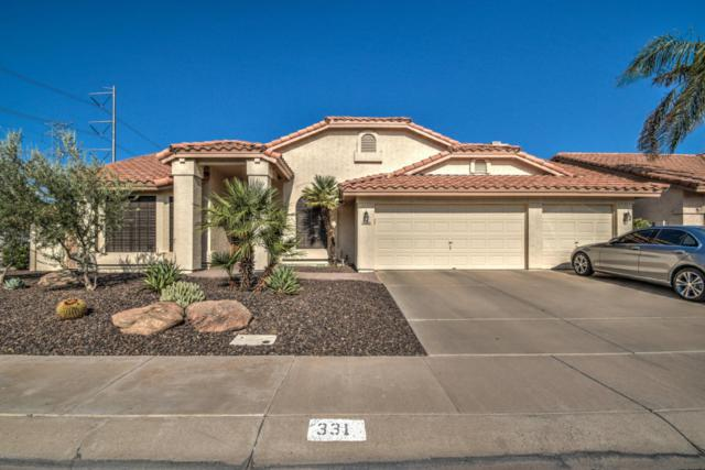 331 N Corrine Drive, Gilbert, AZ 85234 (MLS #5807918) :: Kepple Real Estate Group