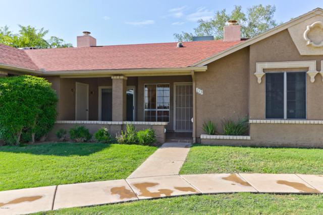 7020 W Olive Avenue W #218, Peoria, AZ 85345 (MLS #5807942) :: Kepple Real Estate Group