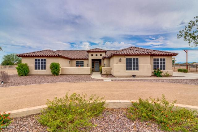 4128 E Vista Grande, San Tan Valley, AZ 85140 (MLS #5808021) :: Realty Executives