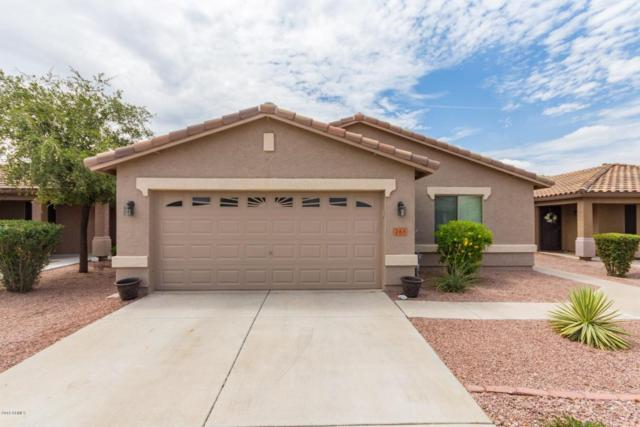 265 W Santa Gertrudis Trail, San Tan Valley, AZ 85143 (MLS #5808024) :: Realty Executives