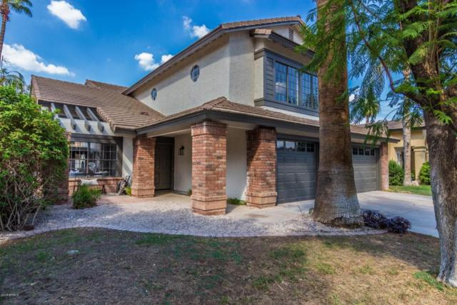 2120 E Nantuckett Drive, Gilbert, AZ 85234 (MLS #5808078) :: Realty Executives