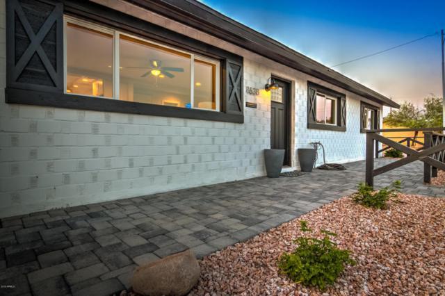 8638 E Sheridan Street, Scottsdale, AZ 85257 (MLS #5808134) :: The Daniel Montez Real Estate Group