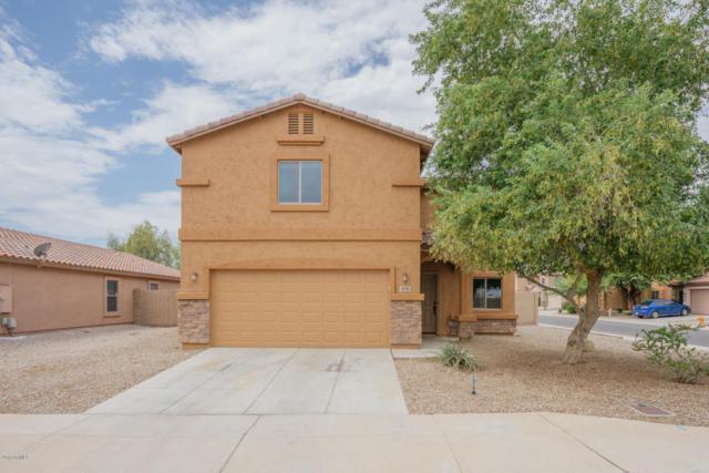 8598 S 253RD Drive, Buckeye, AZ 85326 (MLS #5808175) :: Five Doors Network