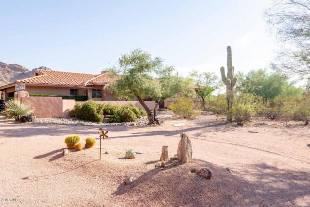 4902 E Valley Vista Lane, Paradise Valley, AZ 85253 (MLS #5808216) :: Gilbert Arizona Realty