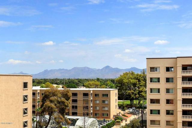 7830 E Camelback Road #611, Scottsdale, AZ 85251 (MLS #5808333) :: Yost Realty Group at RE/MAX Casa Grande