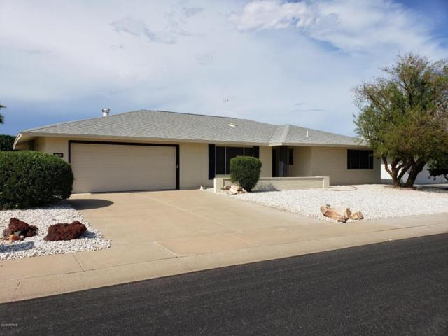 12818 W Beechwood Drive, Sun City West, AZ 85375 (MLS #5808468) :: The Worth Group