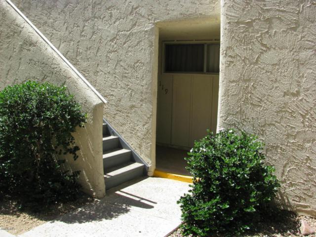 3828 N 32ND Street #119, Phoenix, AZ 85018 (MLS #5808495) :: Yost Realty Group at RE/MAX Casa Grande