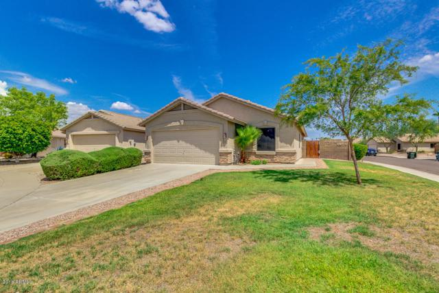 19815 N 34TH Place, Phoenix, AZ 85050 (MLS #5808578) :: The Worth Group