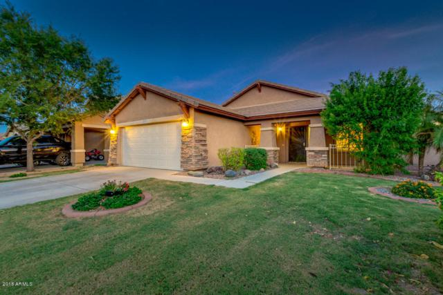 15273 W Post Drive, Surprise, AZ 85374 (MLS #5808588) :: The Worth Group