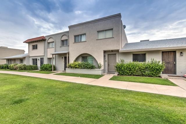 225 N Standage #128, Mesa, AZ 85201 (MLS #5808609) :: Yost Realty Group at RE/MAX Casa Grande